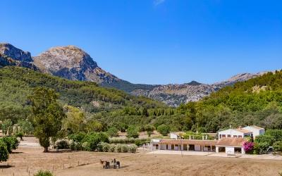Splendid property for sale in one of the best areas of Pollensa, Mallorca