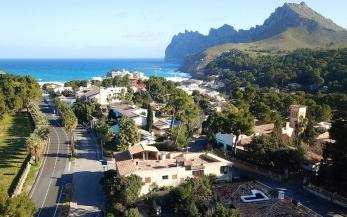 Commercial investment property for sale in Cala San Vicente, Pollensa, Mallorca