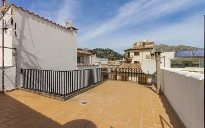 Fantastic duplex in historical centre of Pollensa, Mallorca