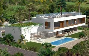 Exclusive villa for sale in top area in Sol de Mallorca