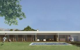 Project for villa in a residential area near Pollensa, Mallorca