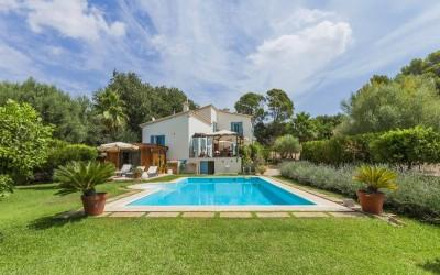 Lovely house on the outskirts of Campanet, Mallorca