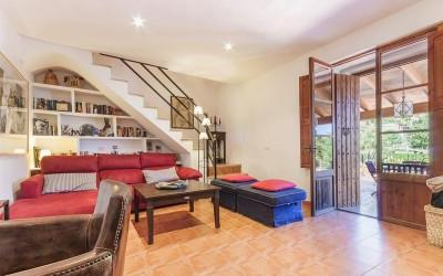 Delightful town house for sale in Alaró, Mallorca