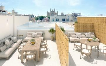 Apartment for sale in the center of Palma, Mallorca