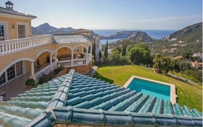 Villa for sale in Puerto Andratx, Mallorca