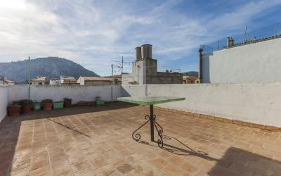 Town house to reform with additional plot for sale in Pollensa, Mallorca