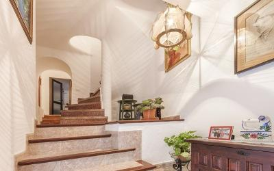 Fantastic town house for sale in Pollensa, Mallorca