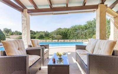 Fantastic villa for sale in Bonaire, Mallorca
