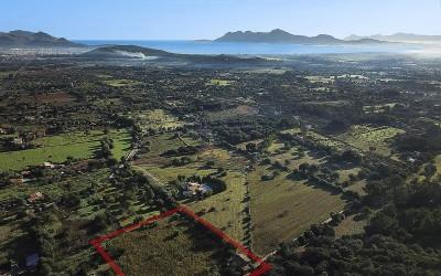 Rustic country house for sale in Pollensa, Mallorca