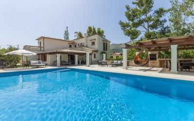 Villa for sale near Puerto Pollensa, Mallorca