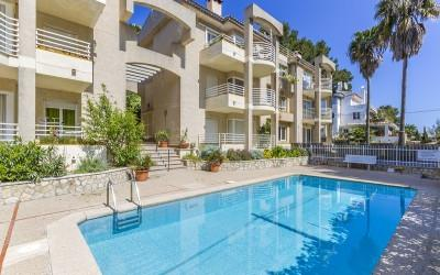 Holiday apartment close to the beach for sale in Cala San Vicente, Mallorca