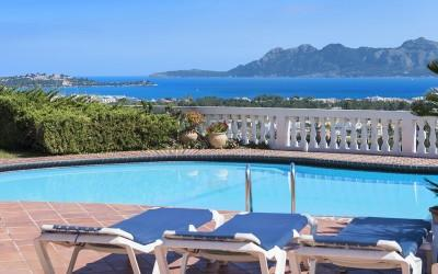 Fantastic villa for sale near Puerto Pollensa, Mallorca
