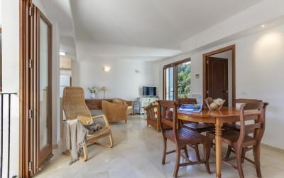Top floor apartment for sale in Pollensa, Mallorca