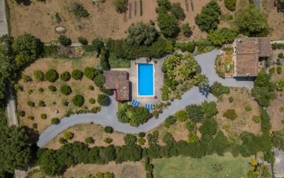 Rustic villa with ETV license for sale in Pollensa, Mallorca