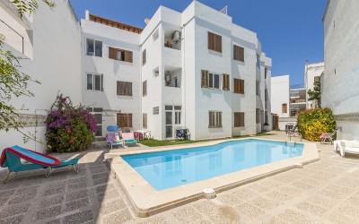 Great apartment for sale, close to the beach in Puerto Pollensa, Mallorca