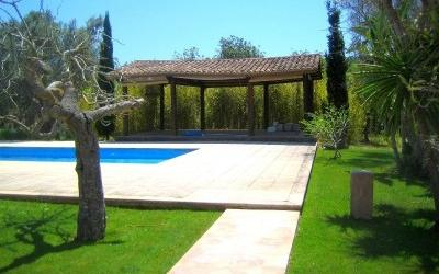Stone built country house near the beach and golf course for sale in Canyamel, Mallorca