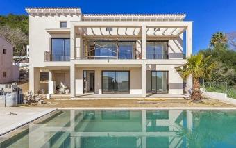 Newly built villa with pool for sale near Pollensa, Mallorca