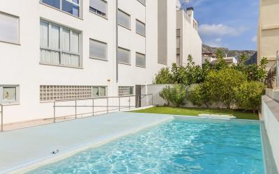 Modern apartment for sale in Puerto Pollensa, Mallorca