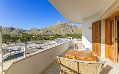 Lovely apartment for sale in central Puerto Pollensa, Mallorca