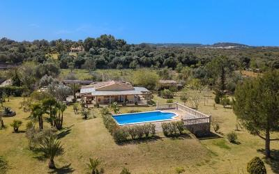Bargain in Mallorca - Beautiful country home with rental license and stunning views, North Mallorca