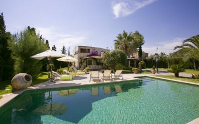 Wonderful finca with for sale in Puerto Pollensa, Mallorca