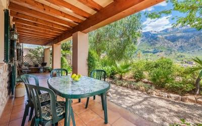 Charming stone built four bedroom villa for sale in Soller, Mallorca