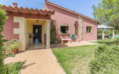 Excellent, rustic countryside finca for sale in Muro, Mallorca