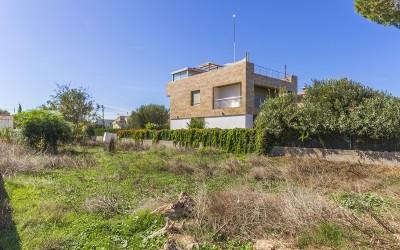 Plot of land with potential sea views for sale in Alcudia, Mallorca