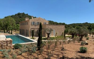 Wonderful country house for sale in Portocolom, Mallorca
