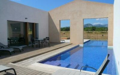 Marvellous recently built property near Pollensa, Mallorca