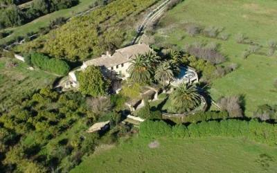 Typical Mallorcan country home for sale in Pollensa, Mallorca