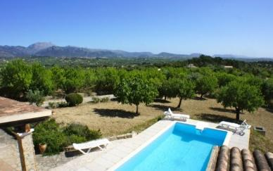 Charming country home for sale close to Inca, Mallorca