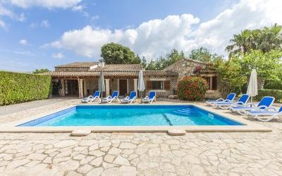 Fabulous country villa for sale in Pollensa, Mallorca