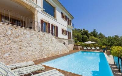 Villa for sale in Pollensa, Mallorca