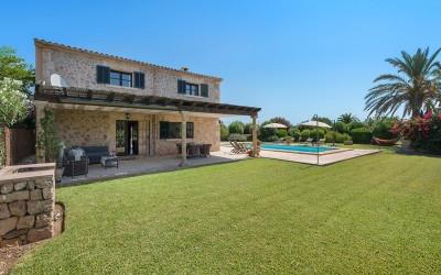 Wonderful country home for sale in Pollensa, Mallorca