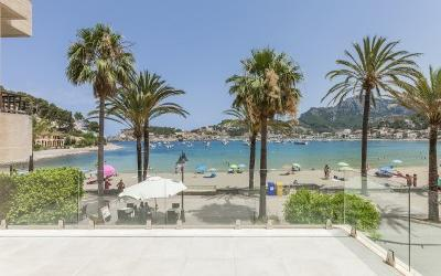 Modern house for sale in Puerto Soller, Mallorca