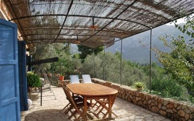 Newly and cosy countryhouse close to Fornalutx and Sóller