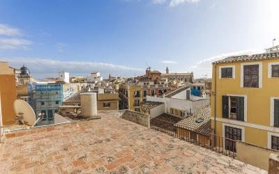 Building for sale in the center of Palma, Mallorca