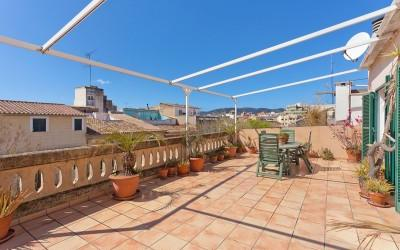 Two floors apartment for sale in Palma, Mallorca