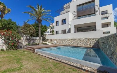 Brand new ground floor apartment for sale in Palma, Mallorca