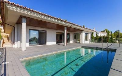 Luxury villa for sale in Son Vida, Mallorca