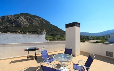 Spacious apartment for sale in the centre of Pollensa, Mallorca