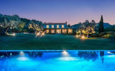 Stunning country estate with sea views for sale near Pollença. Exclusive to Balearic Properties