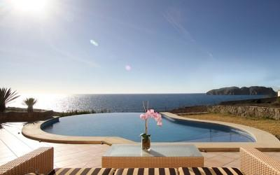 Luxury seafront Villa in Santa Ponsa