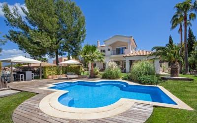 Villa for sale in Nova Santa Ponsa, Mallorca