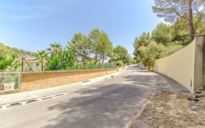 Plot for sale in Bendinat, Mallorca
