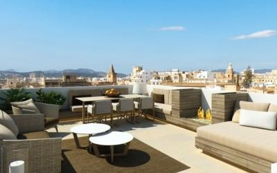 Penthouse Apartment for sale in Palma, Mallorca