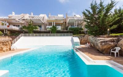 Large apartment with open views near the sea in Son Veri, Mallorca
