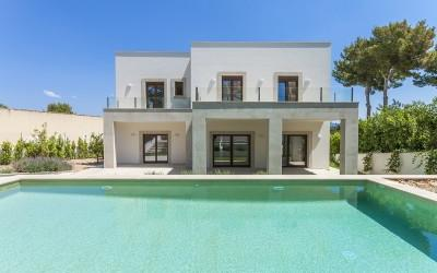 Villa with high quality equipment in Santa Ponsa, Mallorca