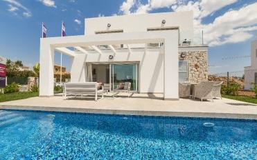 Brand new villas for sale in Sa Rapita, Mallorca